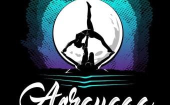 Yoga-logo acro