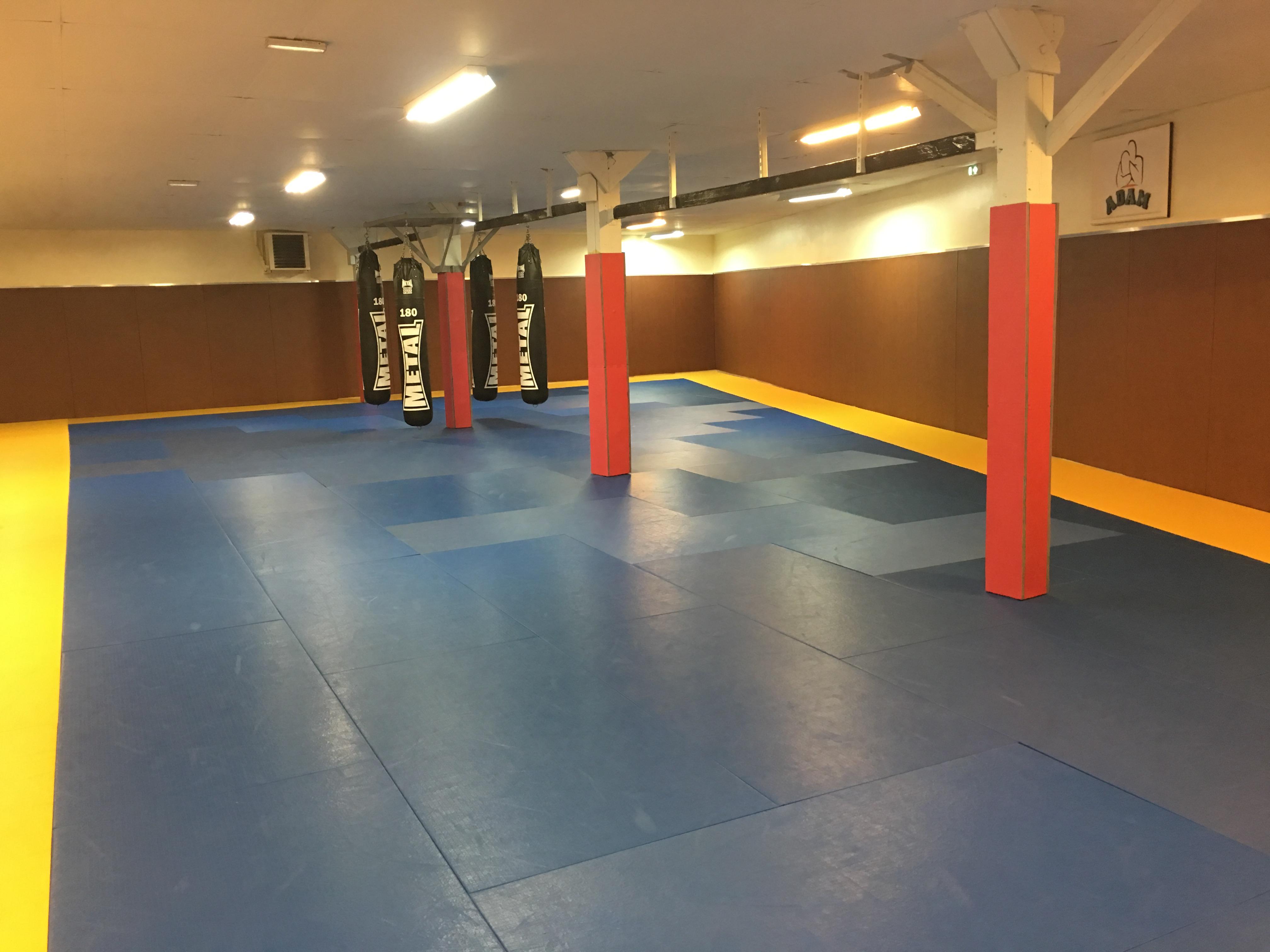 2 Salles de combat